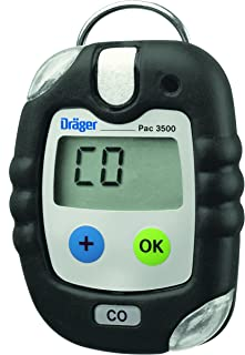 Draeger Pac 3500 Gas Detector