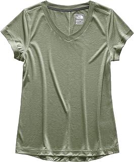 The North Face Women's HyperLayer FD Short Sleeve V-Neck