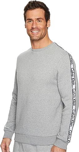 Calvin Klein - Logo Crew Neck Pullover
