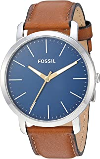 Fossil Analog Blue Dial Men's Watch-BQ2311
