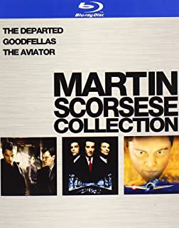 Martin Scorsese Collection: (The Departed / Goodfellas / The Aviator)