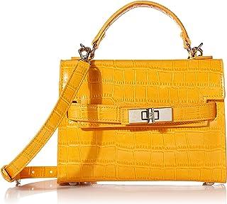 Steve Madden Steve Mdden Dignify Croco Top Handle Bag