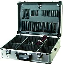 Tec Hit 326605 koffer met opbergvak voor outillage 45,5 x 33 x 15,2 cm