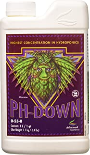 Advanced Nutrients 3800-14 pH, 1 Liter, Natural