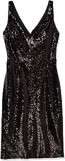 Marina Women's Midi Sequin Dress