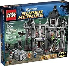 lego super heroes arkham asylum