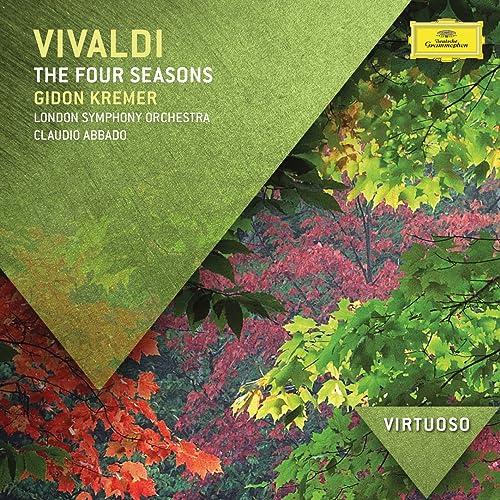 Vivaldi: The Four Seasons by Gidon Kremer & London Symphony