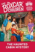 The Haunted Cabin Mystery (The Boxcar Children Mysteries Book 20)