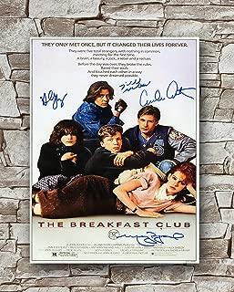 Zero.o The Breakfast Club Movie Poster Size 18 Inches X 24 Inches,The Breakfast Club Poster Print