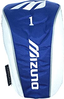 Mizuno Head Cover for Protecting Your Favorite Driver Fairway Woods or hybrids Easy Elastic fit on The Base to Stay on The Clubs When Traveling and Keep Golf Clubs Safe from dings and Scratches