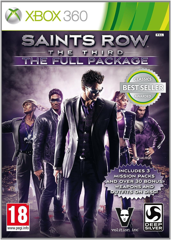 Saints Row The Third Full Xbox Classics 360 Max Kansas City Mall 88% OFF Package: