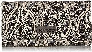 Sakroots Artist Circle Snap Trifold Wallet