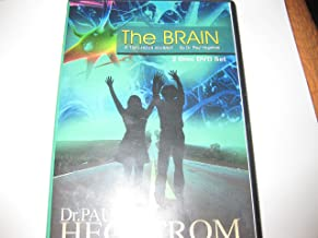 """The Brain (This 2-dvd Set, Dr. Paul Hegstrom ) Journey Through the Brain. Discover How the Wounds of Childhood Affect Your Reactions to the World Around You, and How the Brain Can """"Re-wire"""" Around the Trauma to Allow You to Change."""