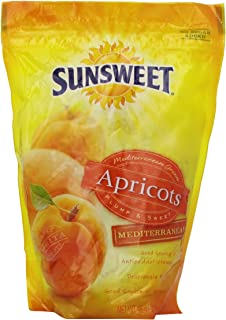 Sunsweet Apricot, Premium Mediterranean, 48 Oz