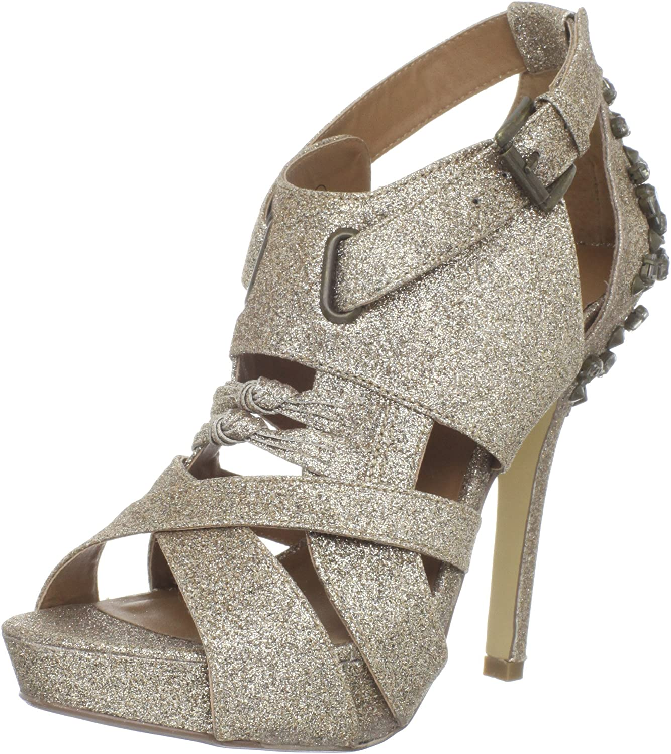 Not Rated Women's Rebel Platform Sandal