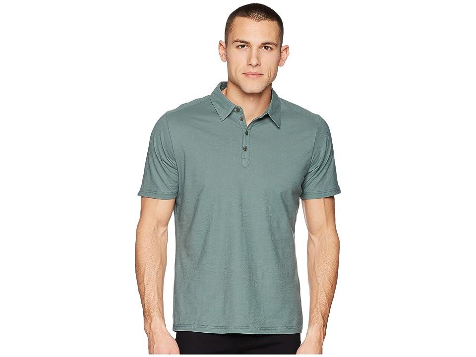 NAU Short Sleeve Basis Polo (Balsam) Men