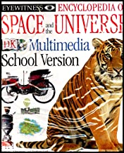 Eyewitness Encyclopedia of Space and the Universe [Multimedia School Version/2 CD-ROMs and Teacher's Guide] Grades 7 thru 12