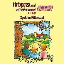 Spuk im Rittersaal: Arborex und der Geheimbund KIM 8