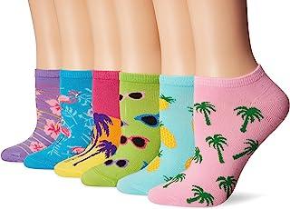 K. Bell Socks Women's Casual Sock (Pack of 6)