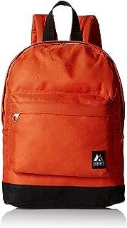 Everest Junior Mochila, Anaranjado (Rustic orange), Una talla