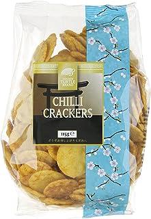 Golden Turtle Chili-Reiscracker 115g, 10er Pack 10 x 115 g