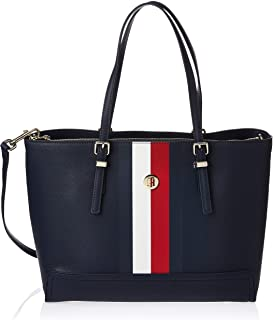 Tommy Hilfiger Honey Med Tote Corp, Corporate, 42 AW0AW07398