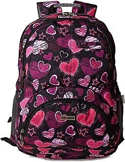 Teenage Change School Backpack for Girls - Multi Color