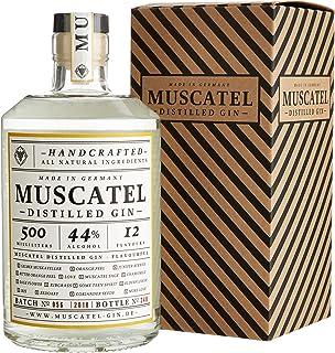 Muscatel Distilled Gin im Geschenkkarton 44% vol 1 x 0.5 l