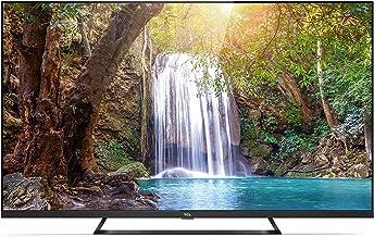 TCL 55EP680 Televisor de 139cm (55 pulgadas), Smart TV con Resolución 4K UHD, HDR10+, Micro Dimming Pro, Alexa, Android TV, Google Assistant Multicolor