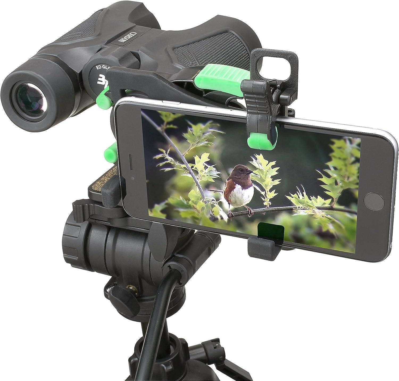 Carson Max 84% OFF HookUpz 2.0 Universal Adapt OFFer Smartphone Optics Digiscoping