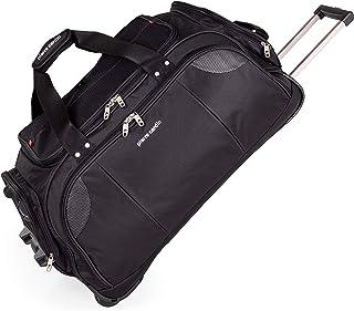 Leichte große Reisetasche mit Rollen – Rollentasche von Pierre Cardin | strapazierfähige, stressgeprüfte Skate-Rollen | Tr...