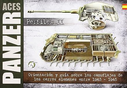 AMMO EURO-0018 Panzer Aces - Perfiles Vol. 2 Castellano, Multicolour