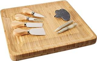 wood platter board