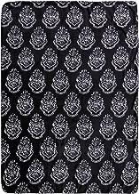 Plaid encoral Fleece tr/ès tr/ès Doux Enfant Harry PotterCouverture Polaire Bordeaux, 120x140