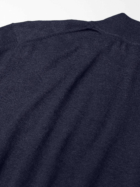 Nautica Men's Big and Tall Navtech Quarter-Zip Sweater