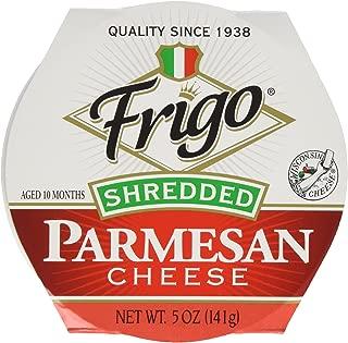 Frigo, Shredded Parmesan Cheese, 5 oz