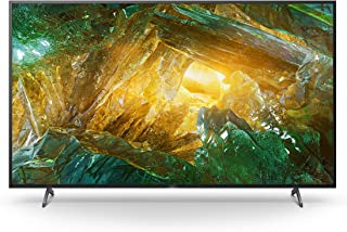 Sony BRAVIA 65 inch X80H Series 4K UHD HDR Smart Android TV with Google Assistant Voice Search, Dolby Atmos, Dolby Vision,...