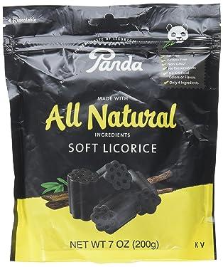 Panda–Regaliz Soft Chews Negro