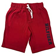 Tommy Hilfiger Men's Cotton Logo Lounge Shorts