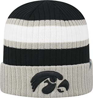 iowa hawkeyes top of the world hat