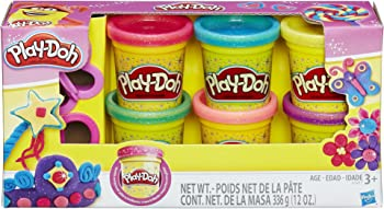 3-Count Play-Doh Sparkle Compound Collection