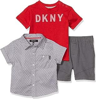DKNY Baby Boys' Shorts Set
