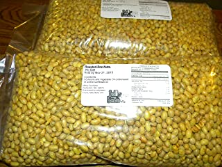 Soy Nuts Roasted Unsalted (no salt) 1 Lb