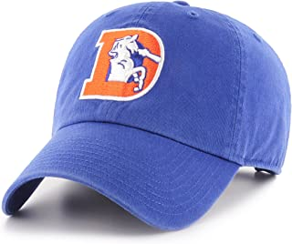 old broncos logo hat