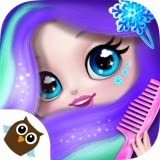 Welcome to the sweetest hair salon ever! Meet Candylocks with their crazy long cotton candy hair! Collect all the dolls! Curl, braid, straighten, cut & move hair as you wish! Dye it in any color of the rainbow! Mix & match the cutest clothes (NEW)! A...