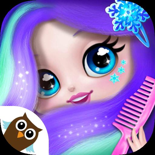 Candylocks Hair Salon - Style Cotton...