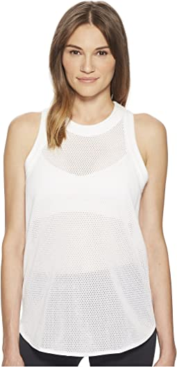adidas by Stella McCartney - Yoga Fitted Cotton Touch Tank Top CG0153