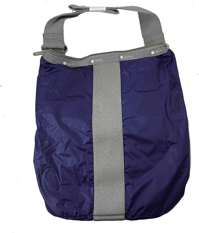Lesportsac Essential Conv. Market Hobo (Blue Aster)