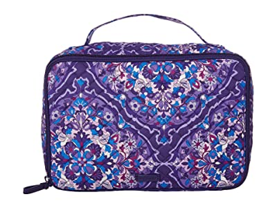 Vera Bradley Large Blush Brush Case (Regal Rosette) Luggage