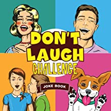 Don't Laugh Challenge Joke Book